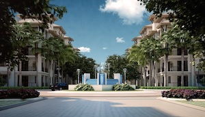 Condos in Olde Naples for sale in a brand new community.