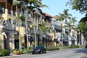 5th Ave is the heart of downtown Olde Naples