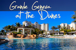 Condos for sale in the Dunes at the Grande Geneva High Rise Tower