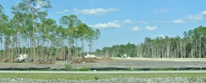 A great new community being built in Naples, Hacienda Lakes