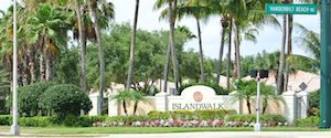 Island Walk is a gated community in Naples