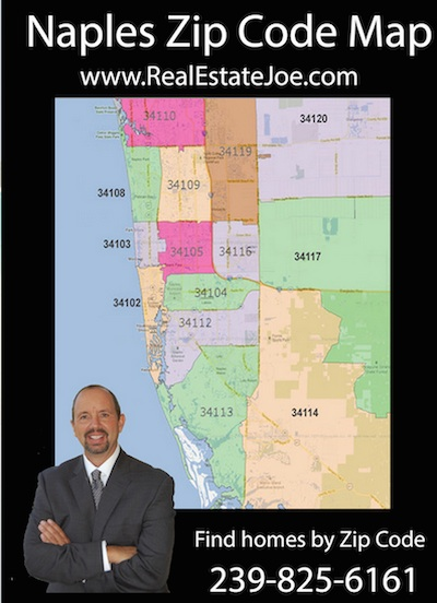 Florida Area Code Map.Naples Florida Zip Code Map Naples Homes For Sale By Zip Code