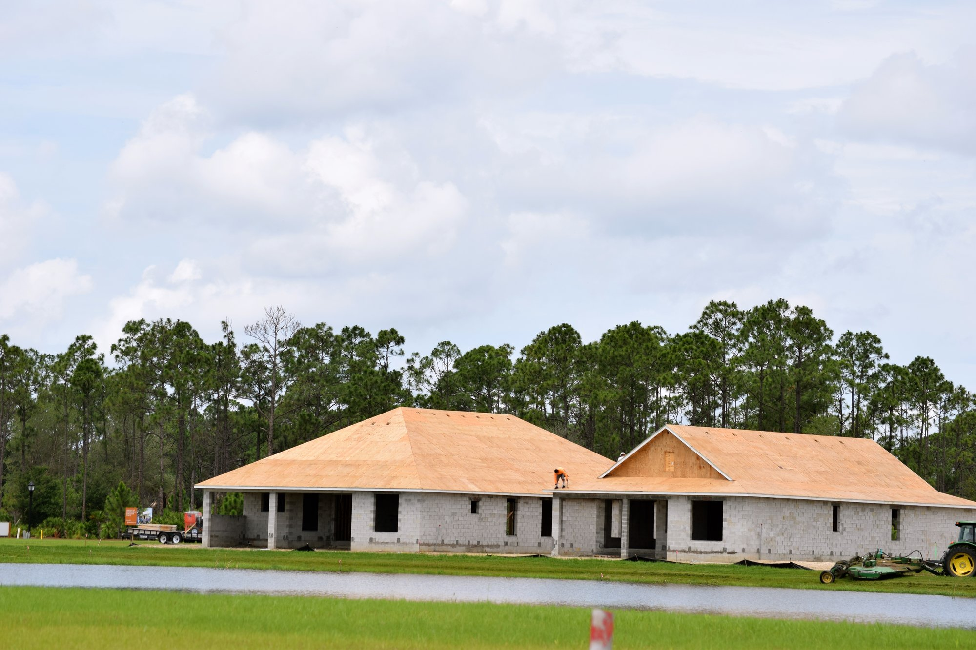 New construction in Naples Fl