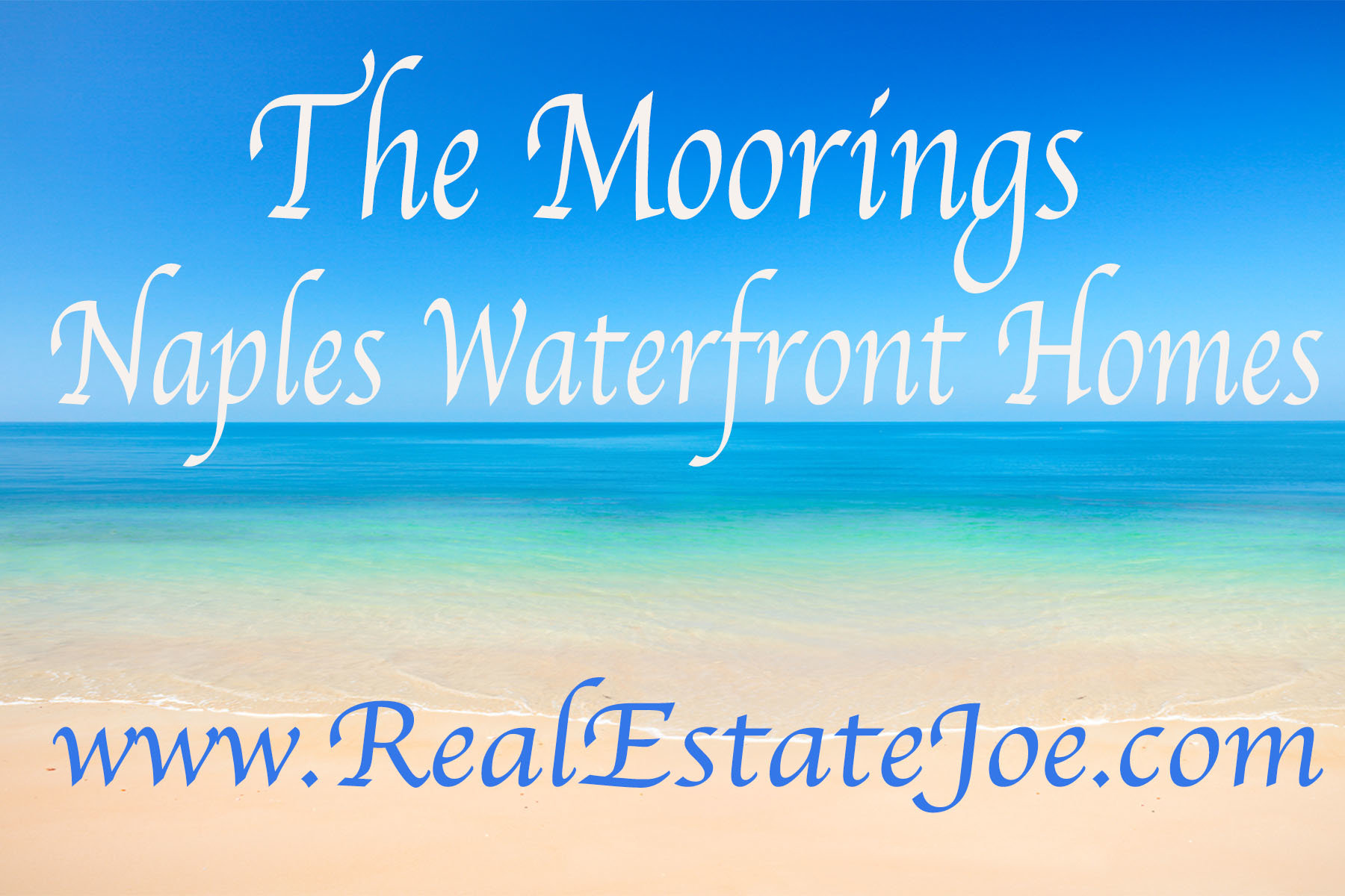The Moorings Real Estate for sale Naples Florida