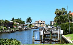 Vanderbilt Beach Waterfront homes in Naples, Florida